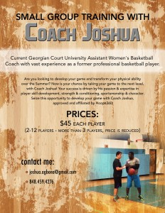 Coach Joshua
