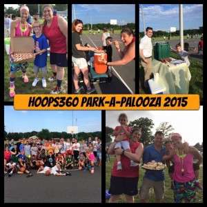 parkapalooza collage